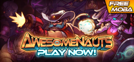 Awesomenauts - the 2D moba Download