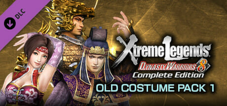 DW8XLCE - OLD COSTUME PACK 1 Download