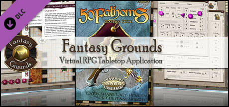 Fantasy Grounds - 50 Fathom's Player's Guide (Savage Worlds) Download