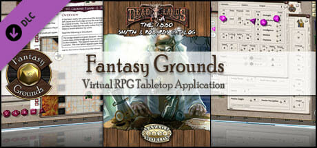 Fantasy Grounds - Deadlands: The 1880 Smith & Robards Catalog Download