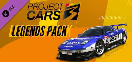 Project CARS 3: Legends Pack Download