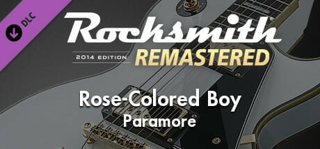 """Rocksmith 2014 Edition – Remastered – Paramore - """"Rose-Colored Boy"""" Download"""